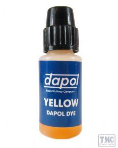 4A-000-006 Dapol OO Gauge Dye for Modelling Water Yellow
