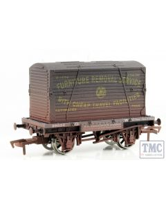 4F-037-008 Dapol OO Gauge Conflat & Containe GWR K-1674Weathered