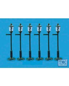 5004 Modelscene OO Gauge Gas Lamp Posts