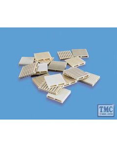 5081 Modelscene OO Gauge Pallets (assorted 3 types)