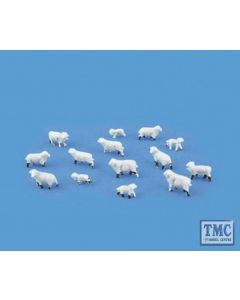 5177 Modelscene N Gauge Sheep & lambs