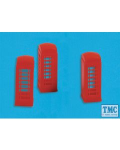 5190 Modelscene N Gauge Telephone Boxes