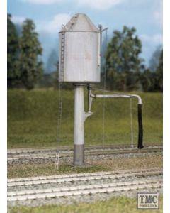 528 Ratio Water Tower GW Pillar (conical or flat top) OO Gauge Plastic Kit