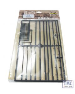 538 Ratio Gutters/Downpipes OO Gauge Plastic Kit