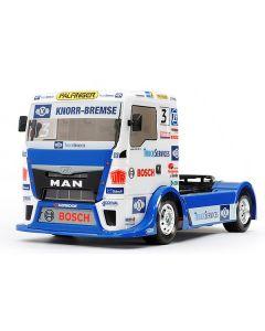 58632 Tamiya Radio Control Team Hahn MAN TGS Race Truck TT-01