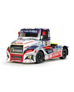 58661 Tamiya Radio Control Buggyra Fat Fox Racing Truck TT-01E