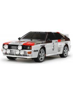 58667 Tamiya Radio Control Audi Quattro A2 Rally (TT-02)