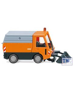 065704 Wiking OO Gauge Hako Citymaster 1750 Street Cleaner