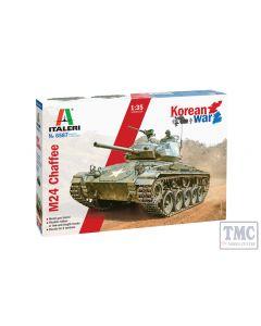 6587 Italeri 1:35 Scale M24 Chaffee  Korean War
