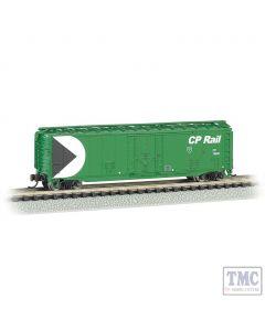 71077 Bachmann N Gauge (US Outline) Box Car CP Rail