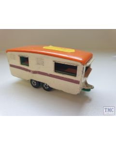 Matchbox Trailer Caravan (Pre-Owned)