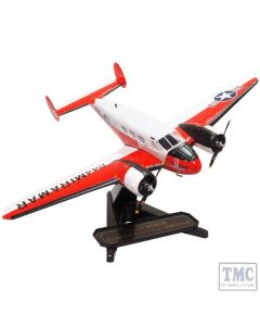 72BE003 Oxford Diecast 1:72 Scale Beech UC-45J Expeditor