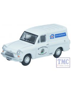 76ANG024 Oxford Diecast 1:76 Scale Esso Service