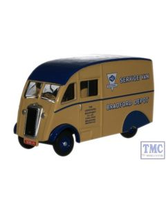 76CM006 Oxford Diecast 1:76 Scale Commer Q25 AEC Southall Service Van