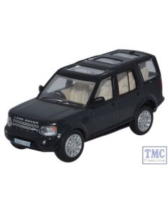 76DIS004 Oxford Diecast 1:76 Scale Land Rover Discovery 4 Baltic Blue Land Rover Discovery 4