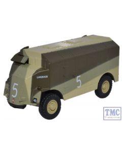 76DOR002 Oxford Diecast 1:76 Scale Dorchester ACV Caunter Scheme 2nd Armoured Div. Dorchester