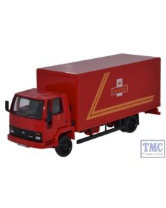 76FCG004 Ford Cargo Box Van Royal Mail Ford Cargo 1:76 Scale