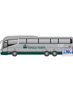 76IR6003 Oxford Diecast OO Gauge Irizar i6 The Kings Ferry