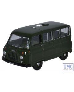 76JM022 Oxford Diecast 1:76 Scale Morris J2 Minibus British Army HQEC