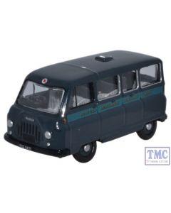76JM023 Oxford Diecast 1:76 Scale OO Gauge Morris J2 Ambulance Scottish Ambulance Auxiliary Corps