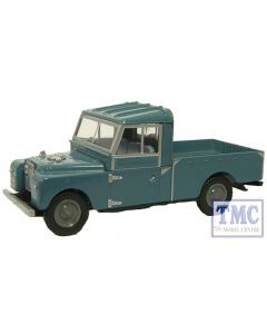 76LAN1109002 Oxford Diecast 1:76 Scale Blue Land Rover 109 inch