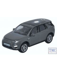 76LRDS001 Oxford Diecast 1:76 Scale OO Gauge Land Rover Discovery Sport Corris Grey