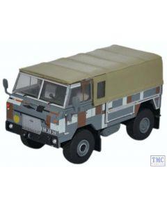 76LRFCG002 Oxford Diecast OO Gauge Land Rover FC GS Berlin Brigade