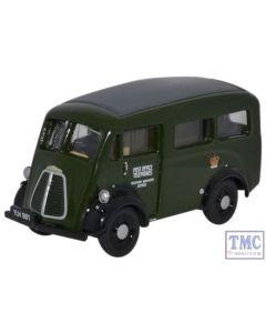 76MJ005 Oxford Diecast Morris J Type Post Office Telephones 1/76 Scale OO Gauge