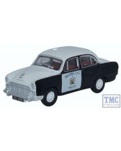 76MO006 Oxford Diecast 1:76 Scale OO Gauge Morris Oxford Salford City Police