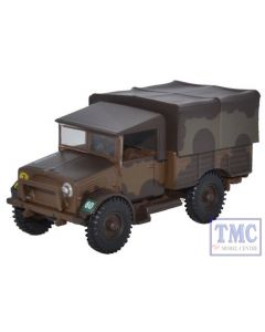 76MWD005 Oxford Diecast Bedford MWD 3rd Battalion Grenadier Guards 1/76 Scale OO Gauge