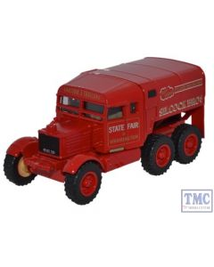 76SP010 Oxford Diecast 1:76 Scale Scammell Pioneer Silcock Bros Scammell Pioneer
