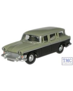 76SS006 Oxford Diecast 1:76 Scale Smoke Green/Sage Green