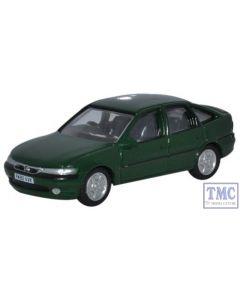 76VV001 Oxford Diecast Vauxhall Vectra Rio Verde 1/76 Scale OO Gauge