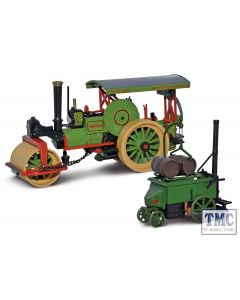 76APR001 Oxford Diecast 1:76 Aveling And Porter Roller And Tar Spreader - No 11520