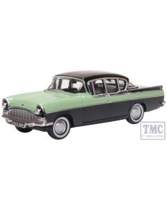 76CRE011 Oxford Diecast 1/76 Scale OO Gauge Vauxhall Cresta Versailles Green and Black