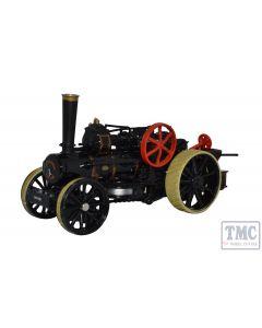 76FBB004 Oxford Diecast OO Gauge Fowler BB1 Plough Engine No.15337 Louisa