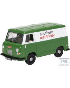 76J4003 Oxford Diecast OO Gauge Austin J4 Van Southern Electricity
