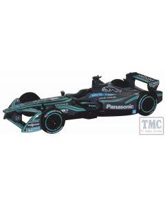 76JFE002 Oxford Diecast OO Gauge Jaguar Formula E