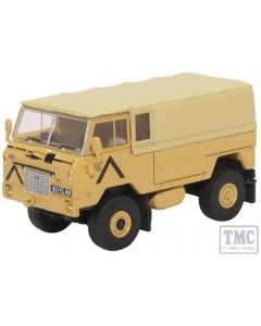 76LRFCG003 Oxford Diecast 1:76 Scale Land Rover FC GS