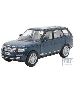76RAN005 Oxford Diecast 1:76 Scale OO Gauge Range Rover 2013 Vogue Aintree Green Metallic