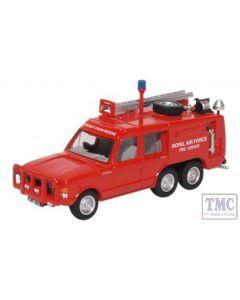 76TAC006 Oxford Diecast 1:76 Scale TACR2 RAF St. Mawgan (Red)