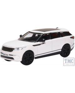 76VEL002 Oxford Diecast OO Gauge Range Rover Velar SE Fuji White