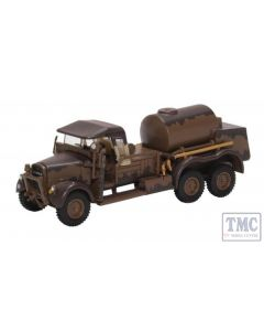 76WOT001 Oxford Diecast 1:76 Scale Ford WOT1 Crash Tender Mickey Mouse (Scampton)