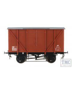 7F-056-018 Dapol O Gauge BR Standard Plywood Van Diagram 213 Bauxite B764481