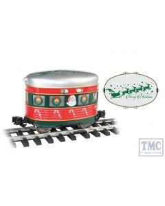 96281 Bachmann Large Scale Eggliner Christmas - Santa & Sleigh