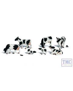 A2187 Woodland Scenics N Gauge Holstein Cows