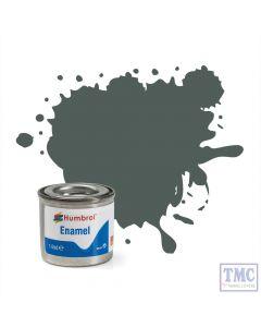 AA0014 Humbrol Enamel Paint Tinlet No 1 Grey Primer - Matt - (14ml)
