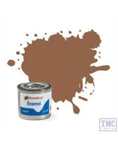 AA1211 Humbrol Enamel Paint Tinlet No 110 Natural Wood - Matt - (14ml)