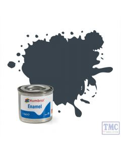 AA1506 Humbrol No 32 Dark Grey Matt Enamel Tinlet No 1 (14ml)