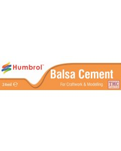 AE0603 Humbrol 24ml Balsa Cement (Tube)